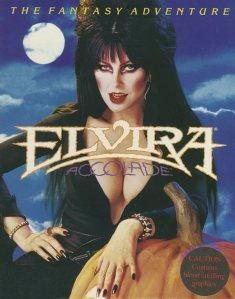 Elvira - Mistress of the Dark - PC - Gameplay Screenshot