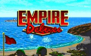 Empire Deluxe (1993) title screen