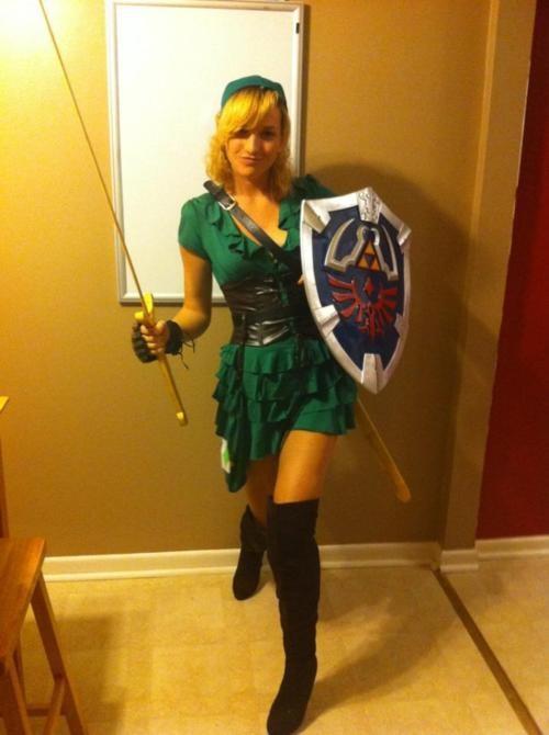 Link - The Ledgend of Zelda