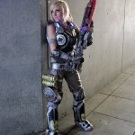 Maravilhosa Jessica Nigri- Gears of War