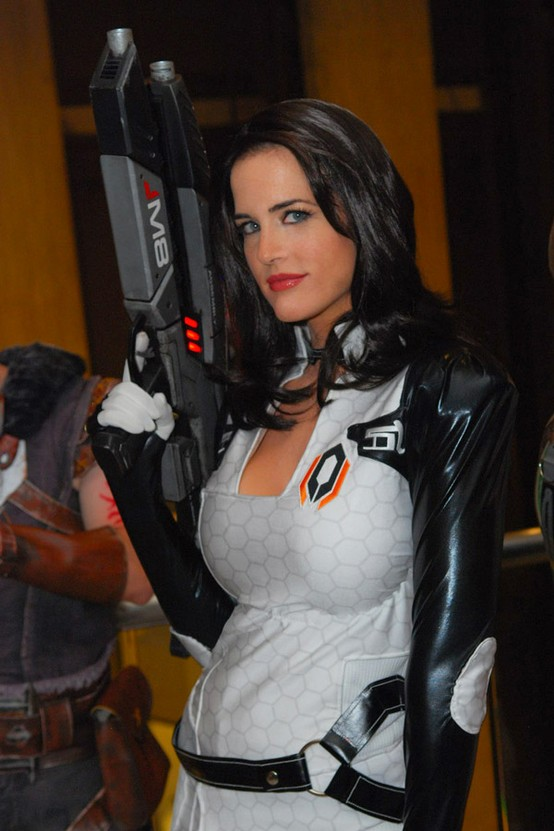 Miranda from Mass Effect