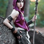 Morrigan Dragon Age