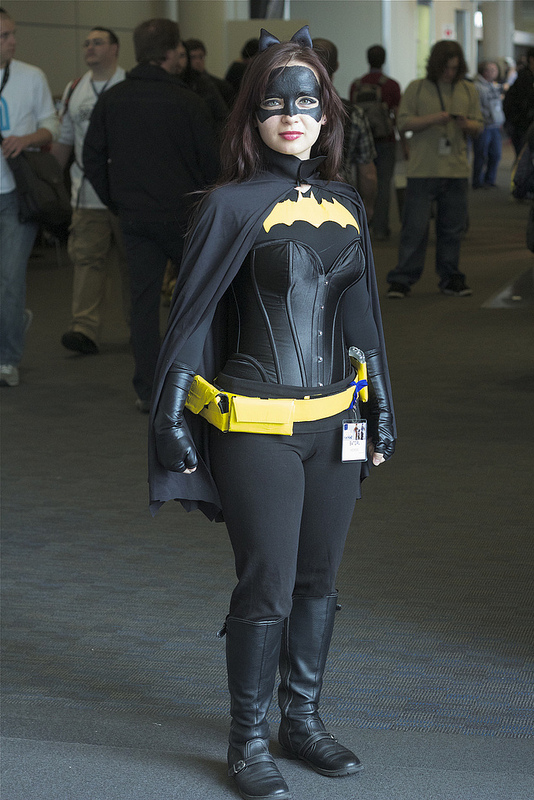 Pax East 2012 - Cosplay - Batgirl