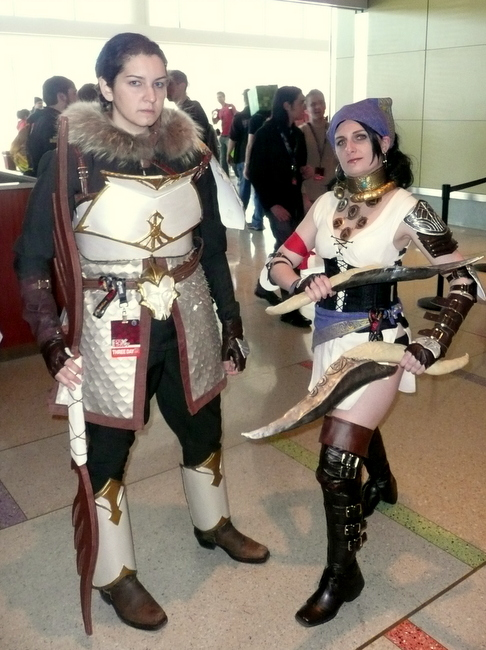 Pax East 2012 - Cosplay - Dragon Age II