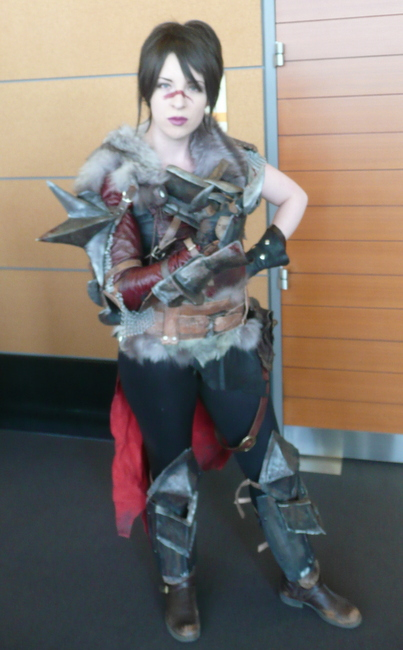 Pax East 2012 - Cosplay - Lady Hawke