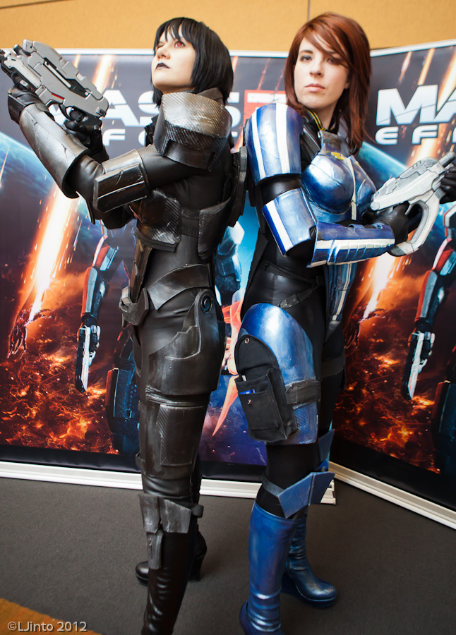 Pax East 2012 - Cosplay - Mass Effect 4
