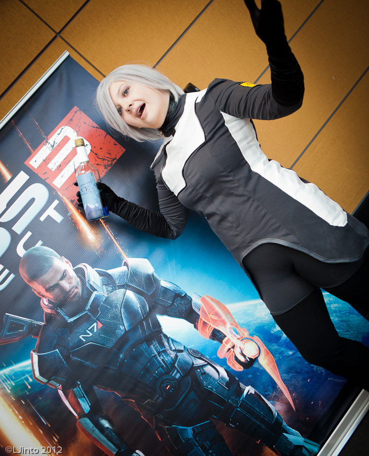 Pax East 2012 - Cosplay - Mass Effect