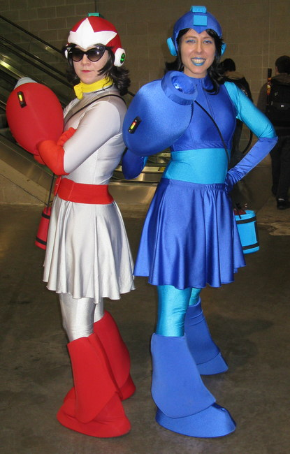 Pax East 2012 - Cosplay - Mega Man