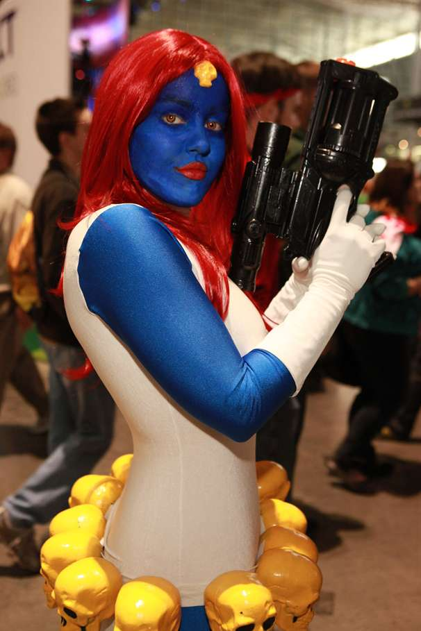 Pax East 2012 - Cosplay - Mystique