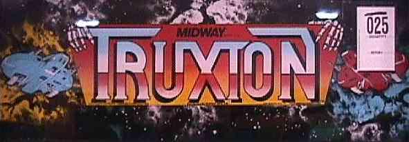 Truxton - Gameplay Screenshot - Banner