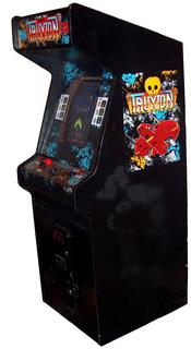 Truxton - Gameplay Screenshot - Cabinet