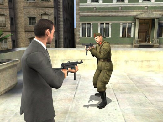 From Russia with Love - EA - 2005 - Gameplay Screenshot
