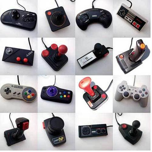 Game-Controllers