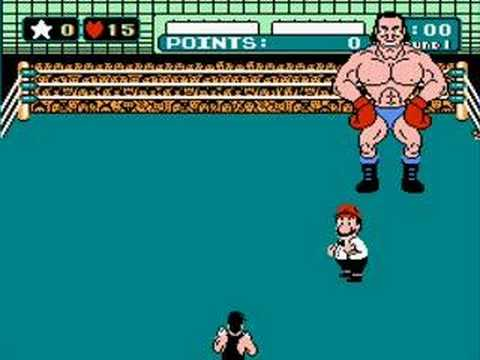 Mike Tysons Punch Out - NES - Gameplay Screenshot