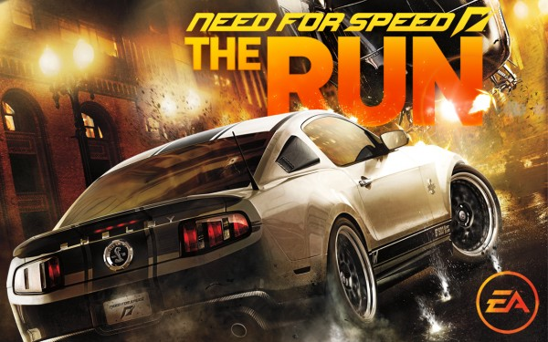 Need For Speed The Run Shelby Mustang