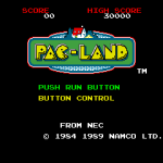 Pac-land-gameplay