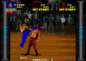 Pit Fighter - Gameplay Screenshot 