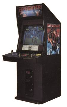 Pit Fighter - Gameplay Screenshot - Arcade Cabinet