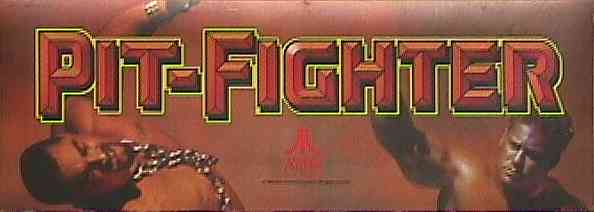 Pit Fighter - Gameplay Screenshot - Header