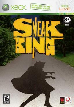 Sneak King COVER
