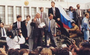 Boris Yeltsin to the rescue!