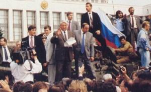 Boris Yeltsin to the rescue!