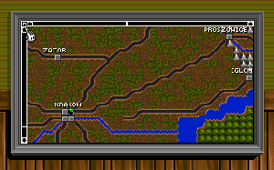 Map screen from Twilight 2000.