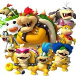 Bowser&#8217;s Weekend With The Kids