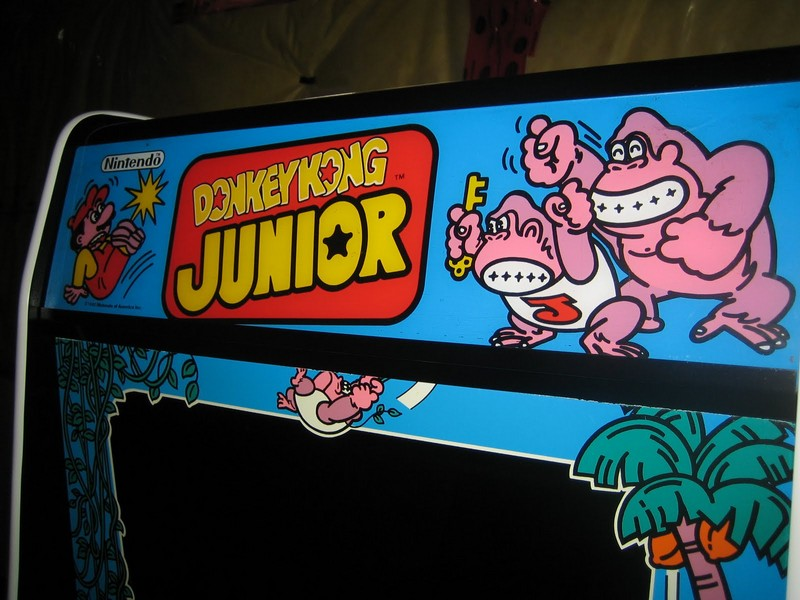 Donkey Kong Junior