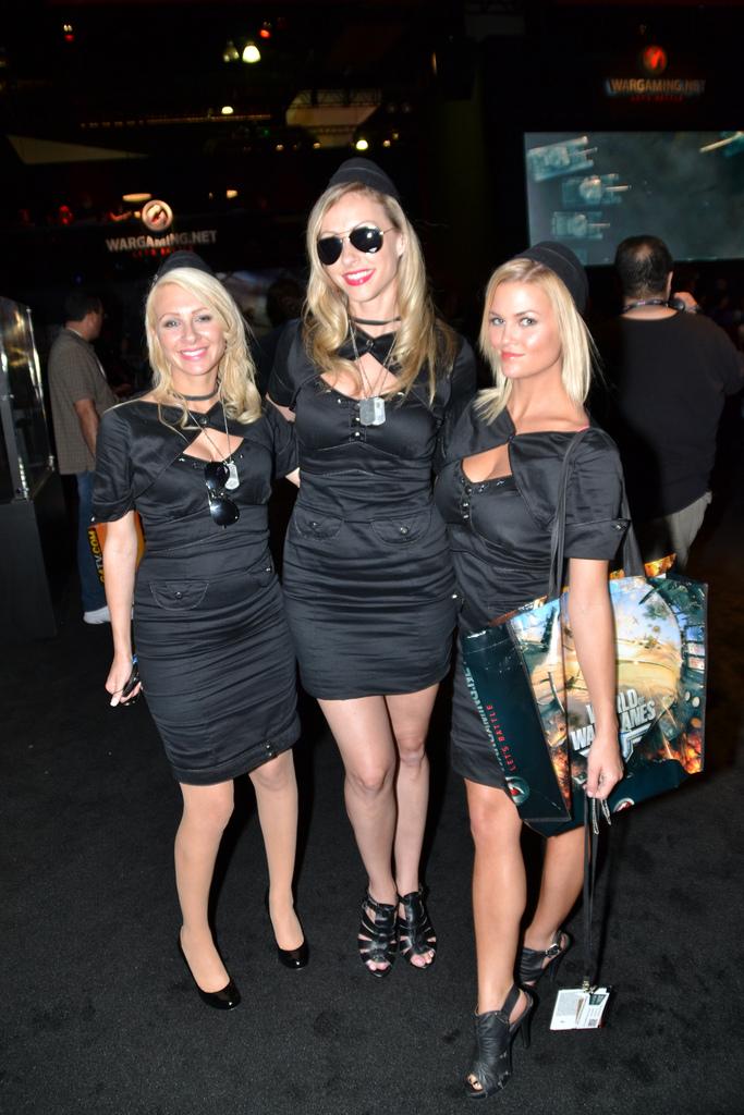 E3 2012 Cosplay