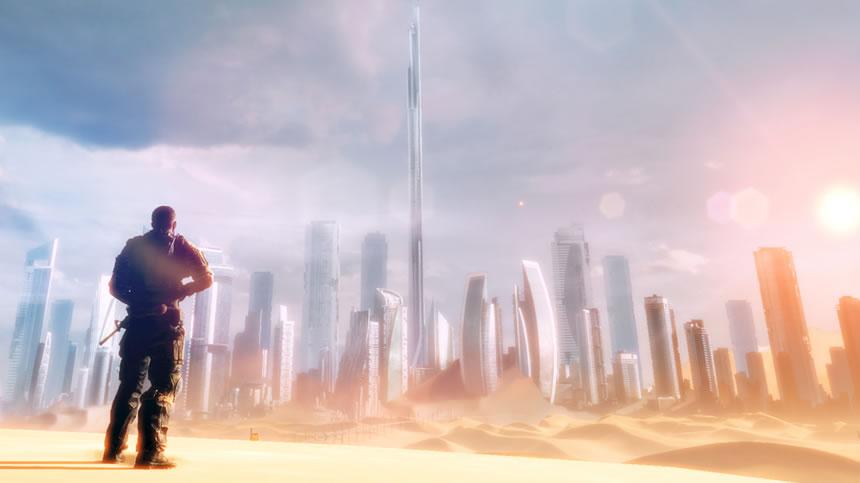 Specops the line- gameplay screenshot