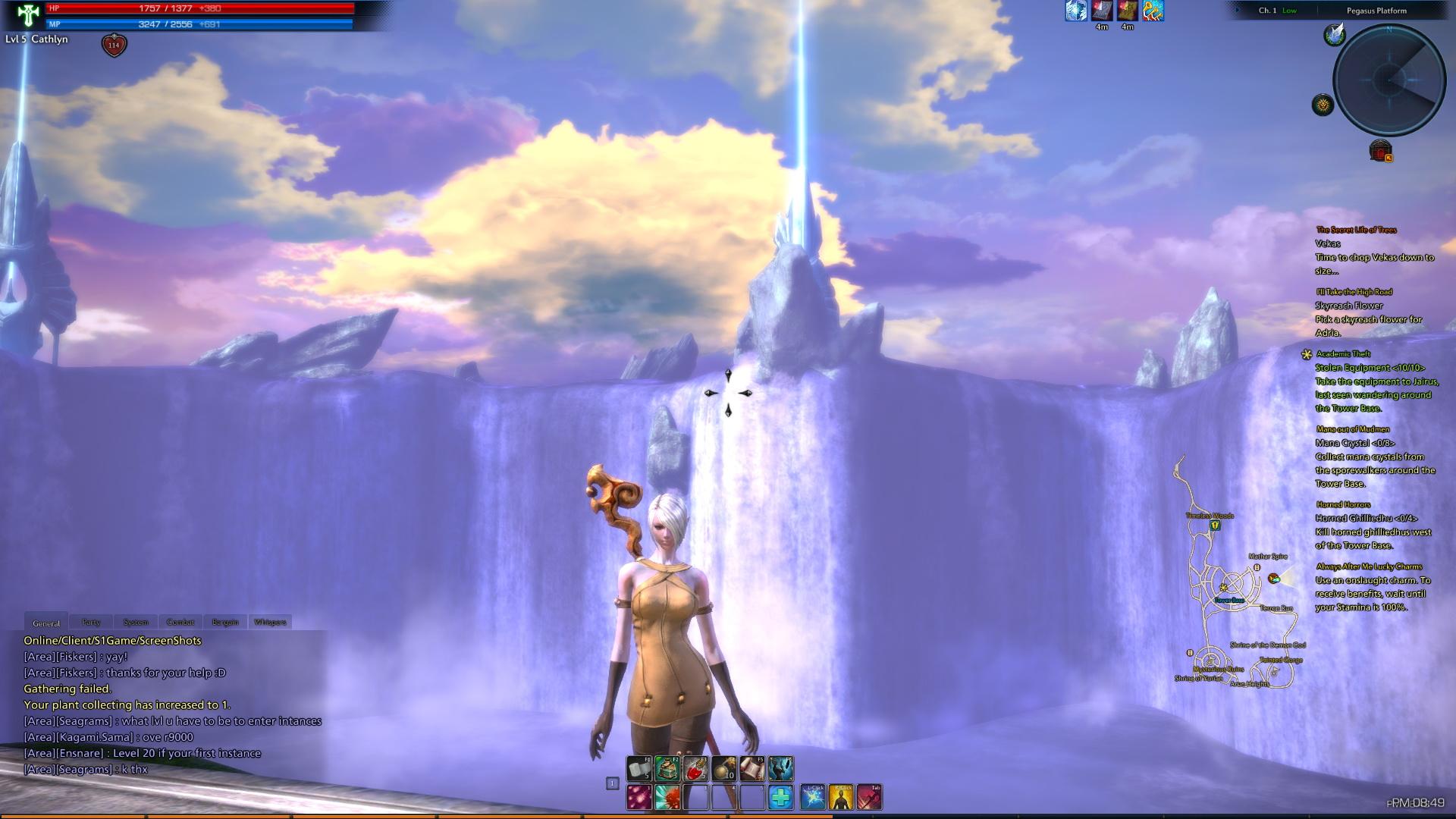 Tera Online - Gameplay Screenshot