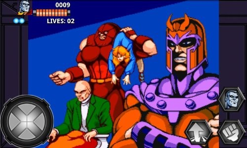 X-Men-Android-Gameplay-screenshot