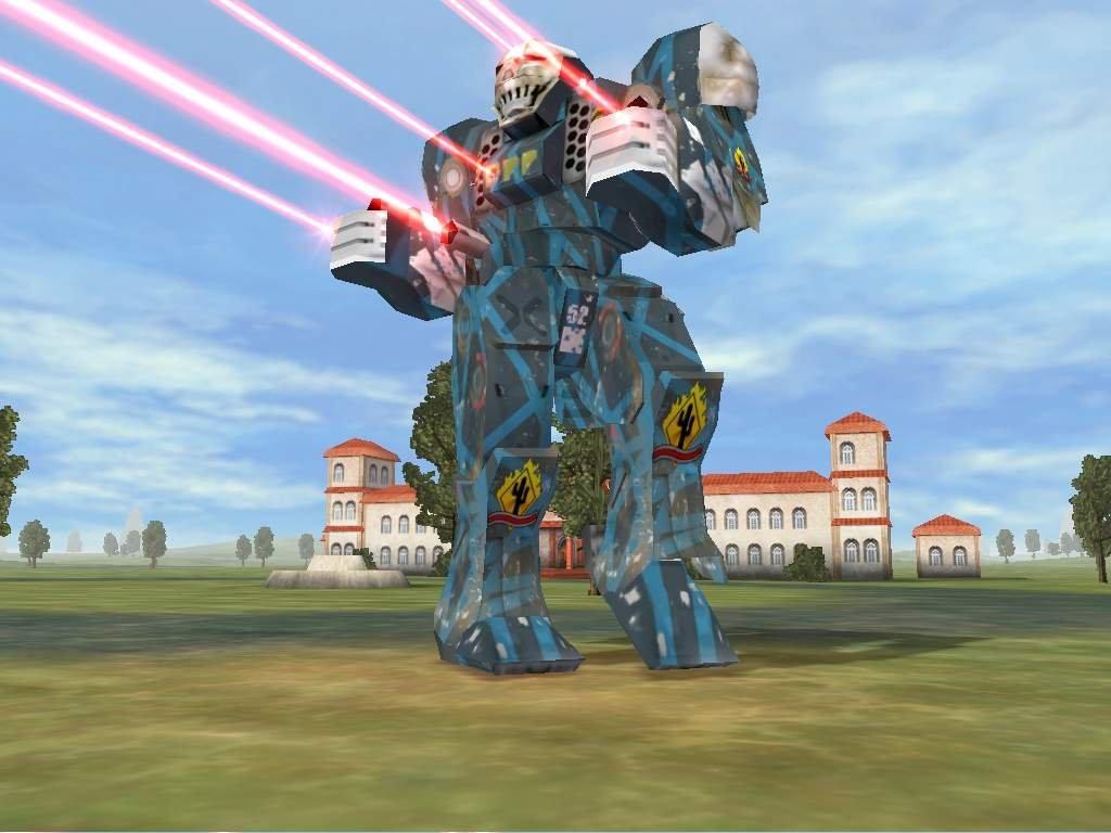 Mechwarrior 4 Mercenaries Atlas