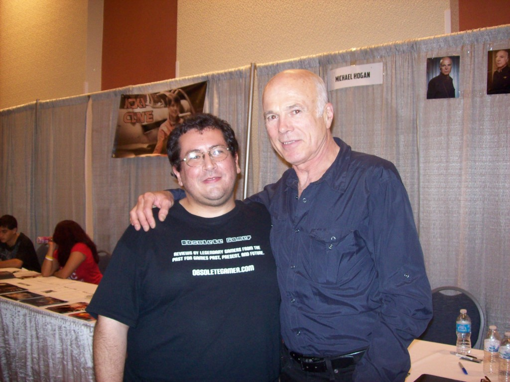 Micheal Hogan and Honorabili
