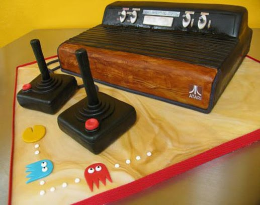 Video Game Cakes