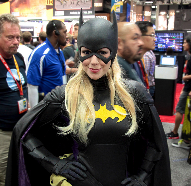 Batgirl - Batman Cosplay