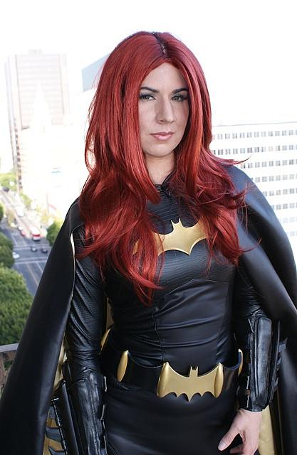 Batgirl - Batman Cosplay