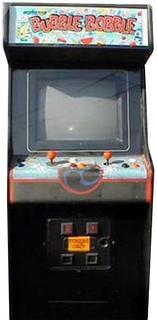 Bubble Bobble - Arcade - Gameplay Screenshot