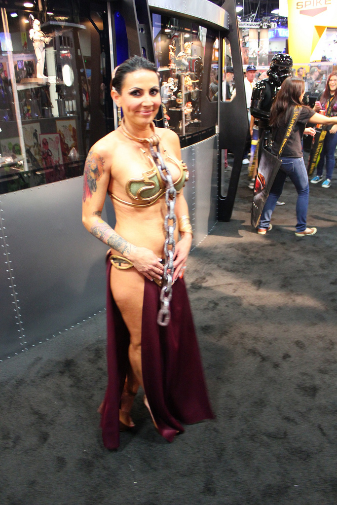 Comic Comic Con Cosplay 2012