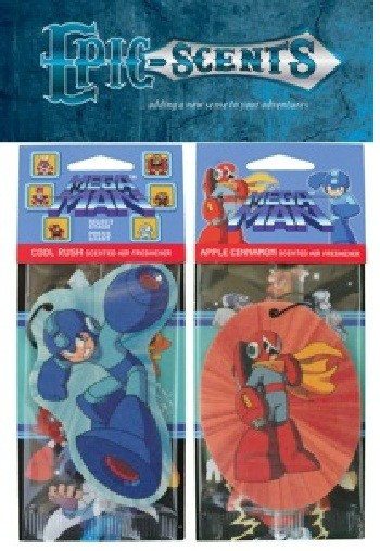 Epic Scents - megaman and protoman