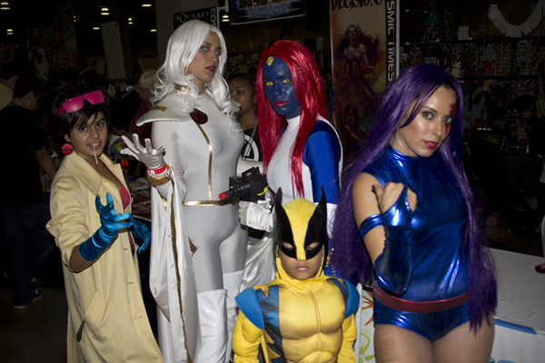 Florida Supercon - 2012 - Cosplay