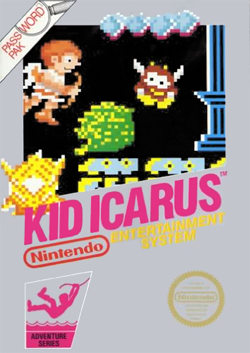 Kid_Icarus_NES_gameplay screenshot