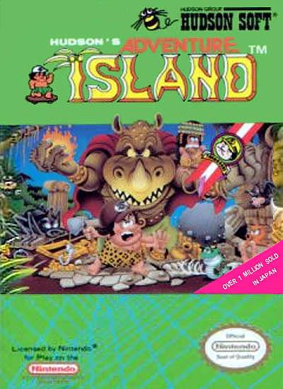 NES Adventure Island