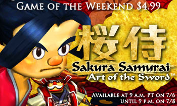 Sakura Samurai - Art of the Sword