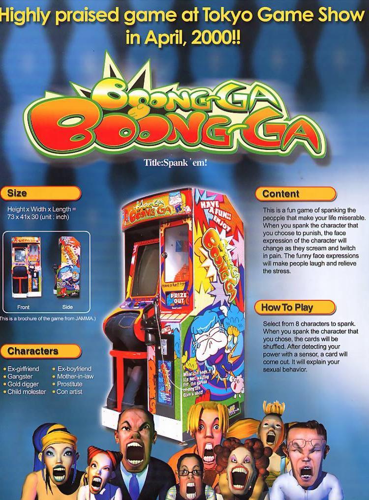 boongga-boonga