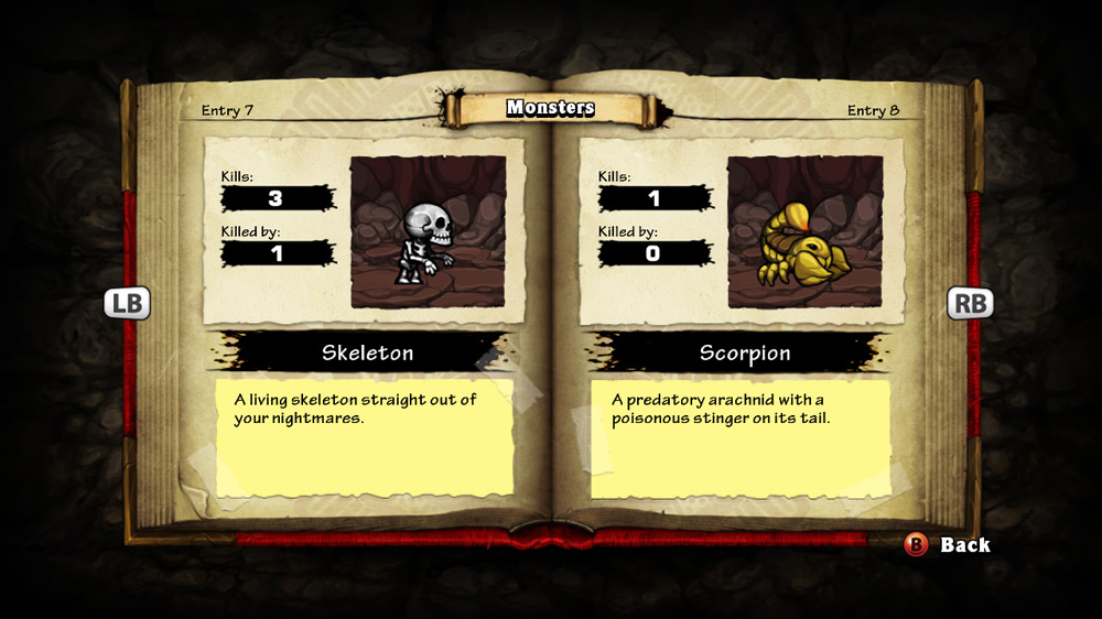 Spelunky-gameplay screenshot