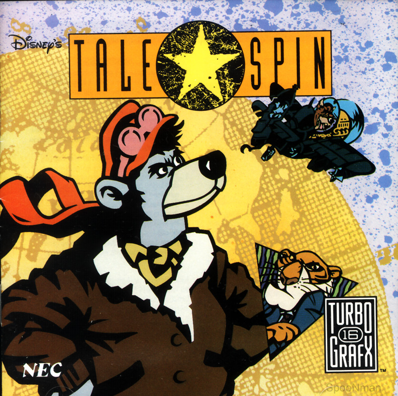 Talespin-turbrografx-16-box