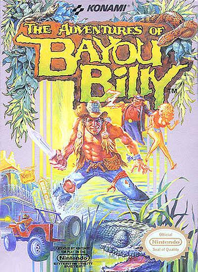 The Adventures of Bayou Billy-NES-Gameplay-screenshot