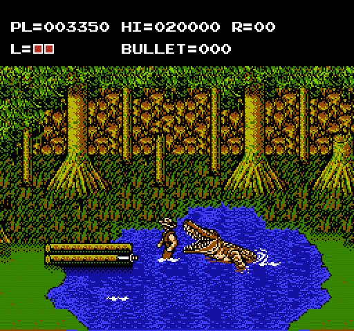 The Adventures of Bayou Billy-NES-Gameplay-screenshot